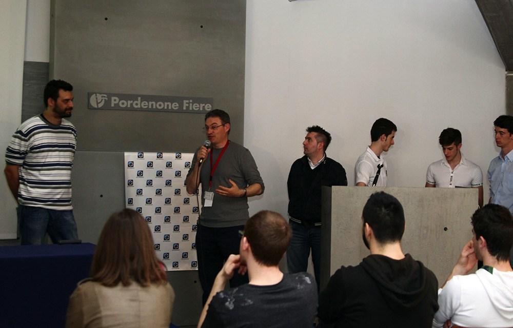 Techday alla fiera di pordenone for Fiera di pordenone